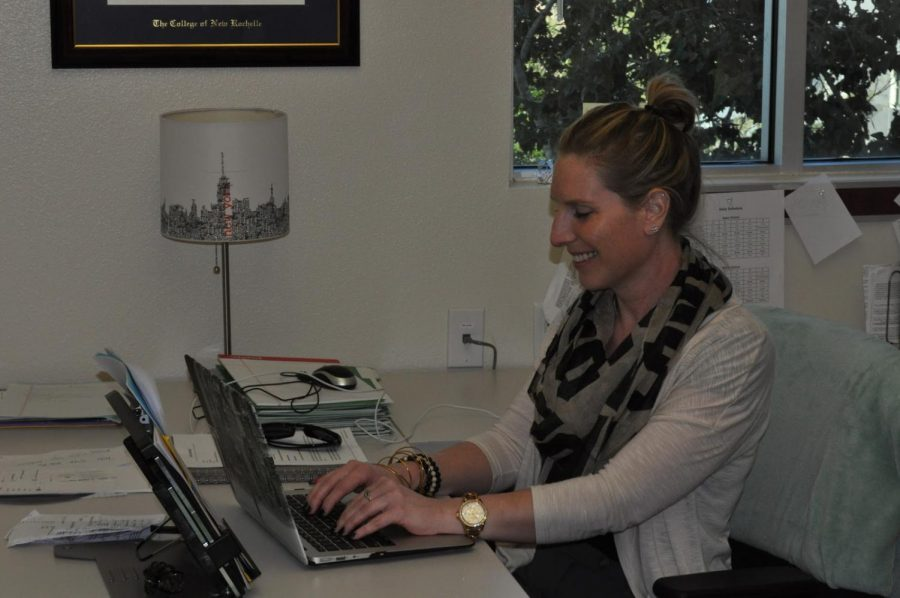 Sister, Sister: A Sibling Joins Prep Faculty in College Counseling