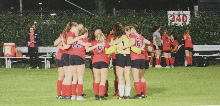 Kicking Into Preseason For Girls Varsity Soccer