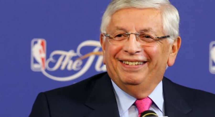David Stern, former NBA Commissioner, Dies at 77