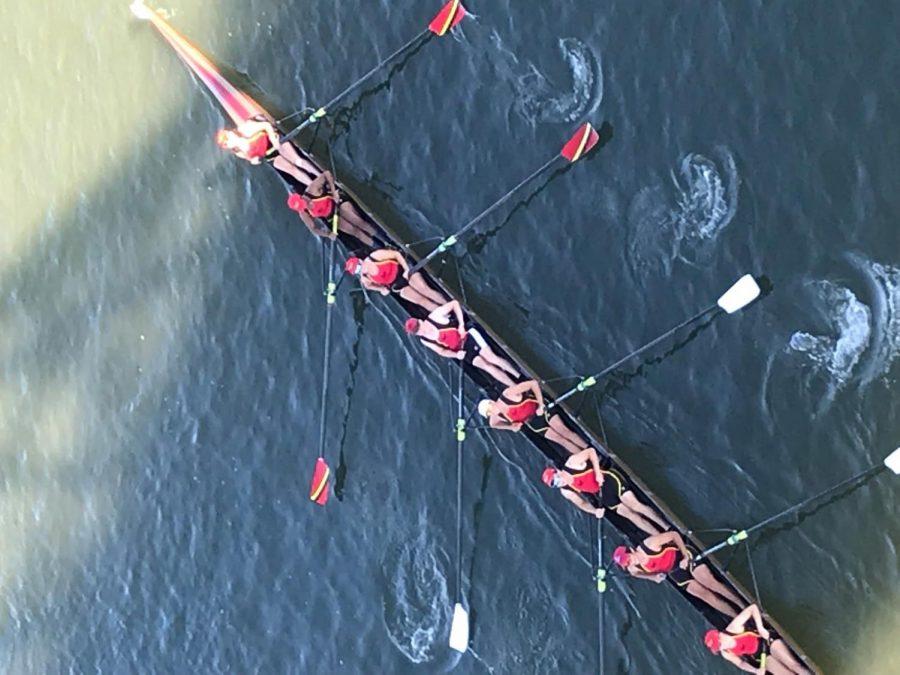 Taken by Tampa Prep Rowing