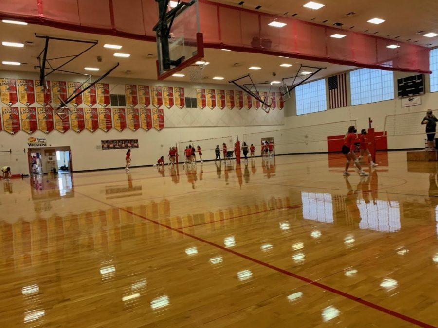Volleyball Season Returns Despite COVID-19