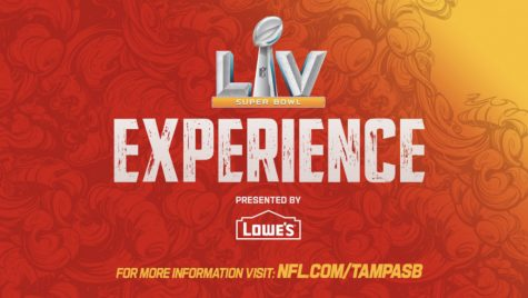 Image taken from the official Tampa Bay Super Bowl LV Host Committee twitter account