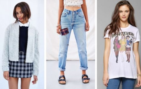 Are The 90's Back in Fashion? Thrift Stores Say 'They Never Left'