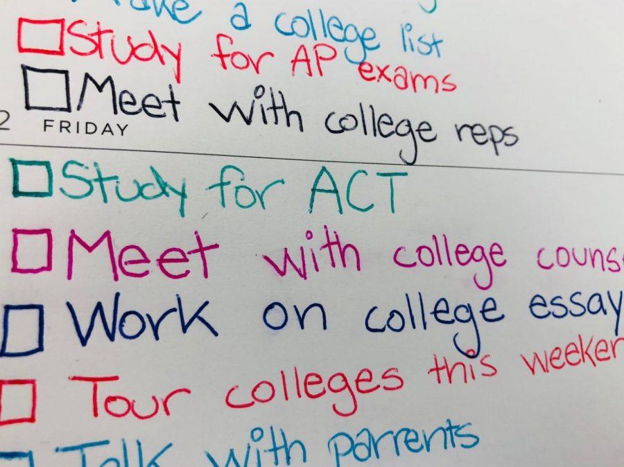 College Preparation Starts Now