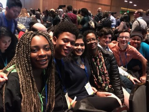 Student Perspective on the National Association of Independent Schools' Student Diversity Conference