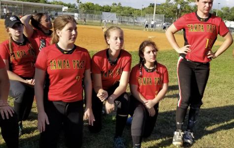 Softball Is Now A Recreational Team?