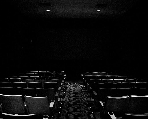 Due to the COVID-19 pandemic many movie theaters have been left unused for months Movie Theater by roeyahram is licensed with CC BY-NC-ND 2.0. To view a copy of this license, visit https://creativecommons.org/licenses/by-nc-nd/2.0/