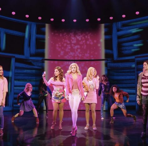 Via Mean Girls Broadway Instagram account.