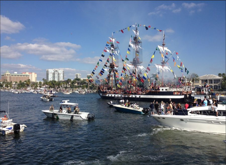 """Gasparilla parade"" by Kathy from Flickr"