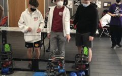 Navigation to Story: Tampa Prep Robotics Team is Going to State