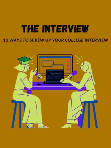The Easiest Way to Not Get Into College