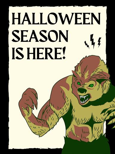 Spooky Season Is Approaching