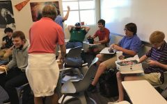 Navigation to Story: Seniors Get the Short End of the Lunch Stick